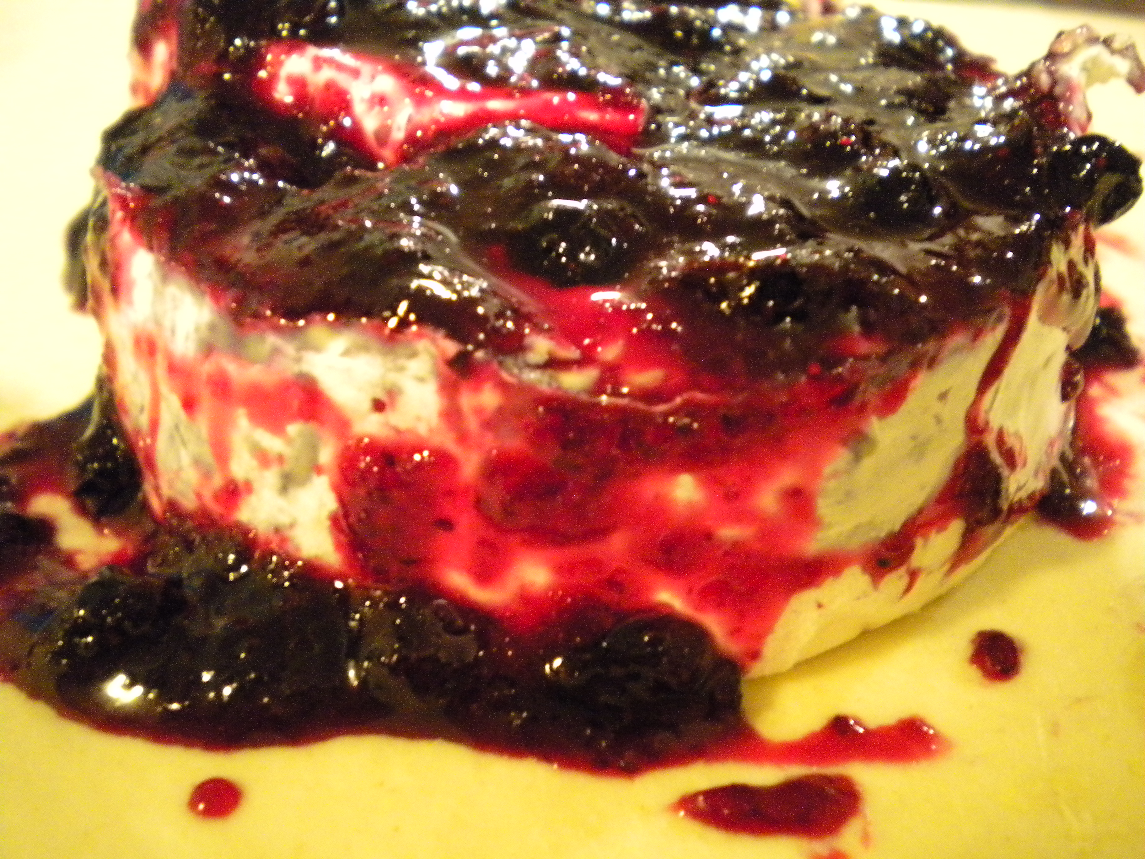 Baked Brie With Jam
