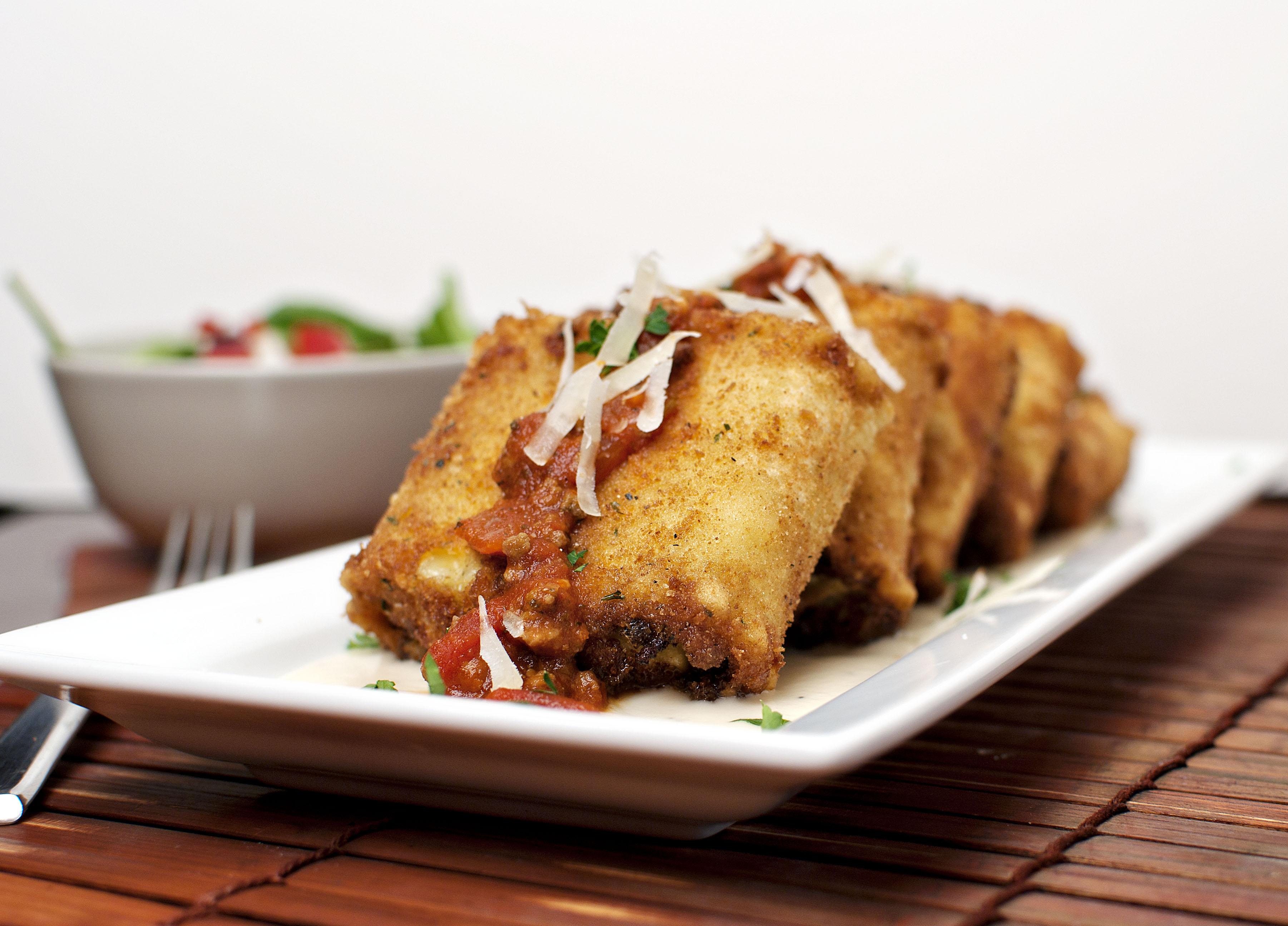 Lasagna Fritta – Olive Garden Recipes [Copycat]