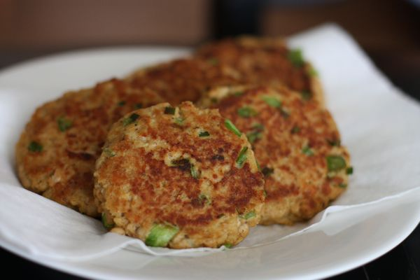 How To Make Fish Cakes With Canned Salmon