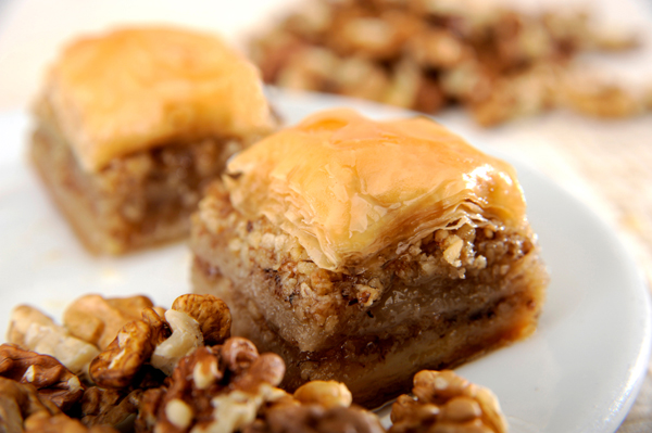 Easy Baklava Recipe