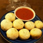 Pepperoni Bread Rolls