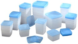 Arrow 30-Piece Storage Containers