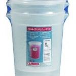 Cambro Round Containers