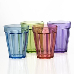 Bestselling Colored Glass Dinnerware Sets