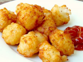 Homemade Tater Tot Recipe