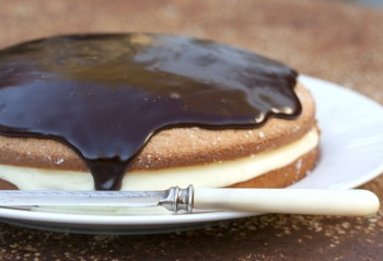 Best Boston Cream Pie Recipe