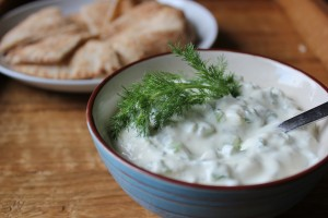 Recipe For Tzatziki Sauce