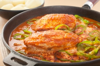 Hungarian Chicken Paprikash Recipe