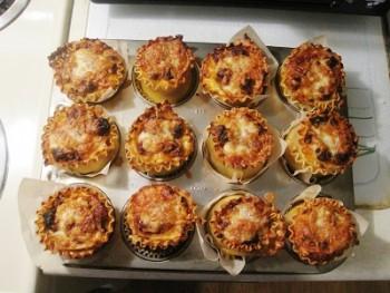 Lasagna Cups Recipe