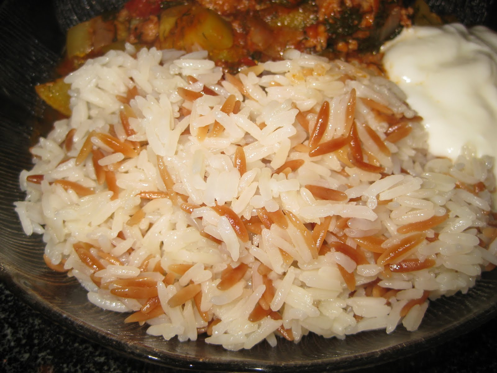 Turkish Rice Recipe | RecipeDose - Quick And Easy Cooking Recipes For Home Cooks
