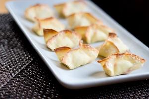 Baked Cream Cheese Rangoons