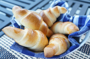 Breakfast Crescent Rolls