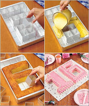 Cake Pans For Kids