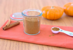Homemade Pumpkin Pie Spice Recipe
