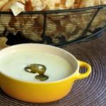 White Mexican Cheese Dip