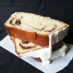 Cinnammon Cake With Cream Cheese Frosting