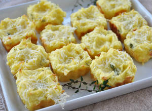 Potato Puffs Recipe