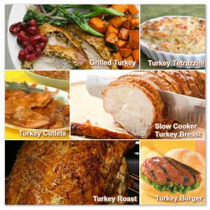 Turkey Thanksgiving Recipes