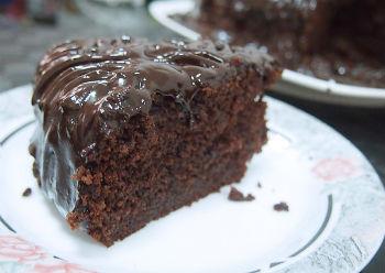 Chocolate Yogurt Cake Recipe