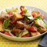 Panzanella Salad