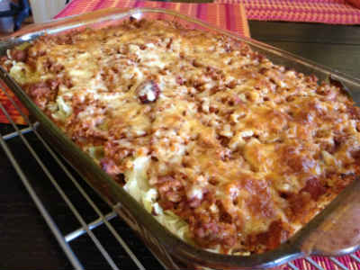 Stuffed Cabbage Casserole Recipe