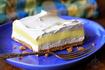Easy Lemon Icebox Pie