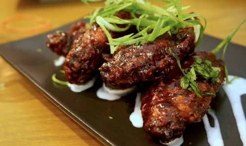Hong Kong Chicken Recipe