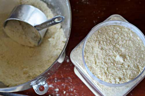 Homemade Bisquick Mix Recipe