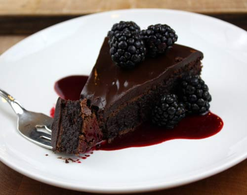Flourless Chocolate Torte Recipe