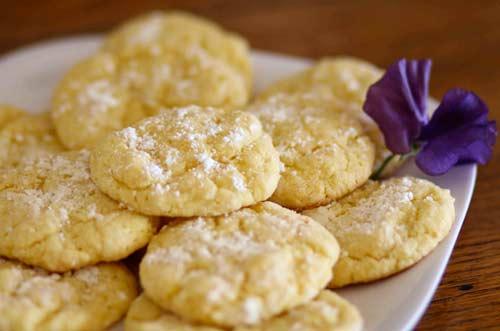 Ooey Gooey Butter Cookies