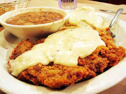 Best Chicken Fried Steak In Texas
