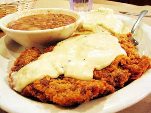 Best Chicken Fried Steak In Texas