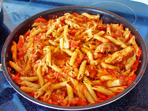 Penne Arrabiata Recipe