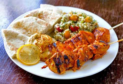 Shish Taouk Recipe