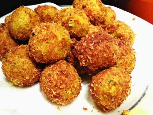 Potato Bites Recipe