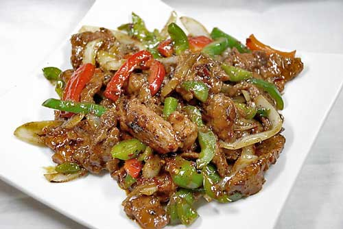 Salt and Pepper Chicken Recipe